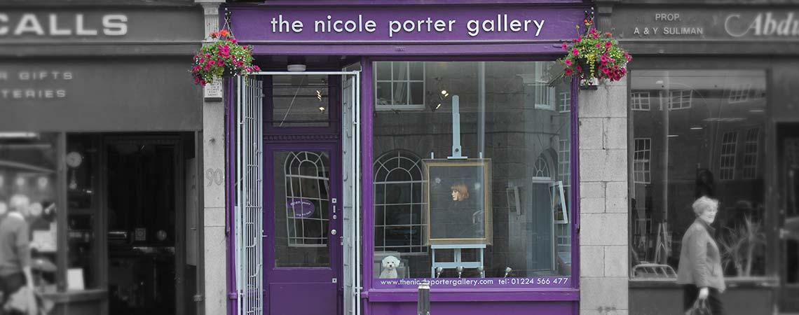 the nicole porter gallery street photo